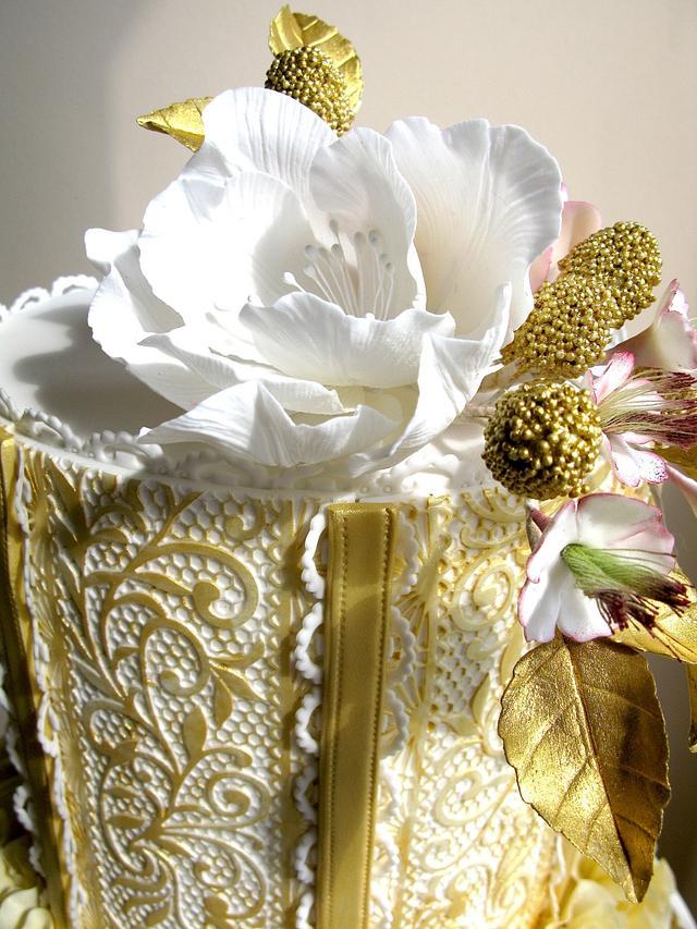 christening dress....