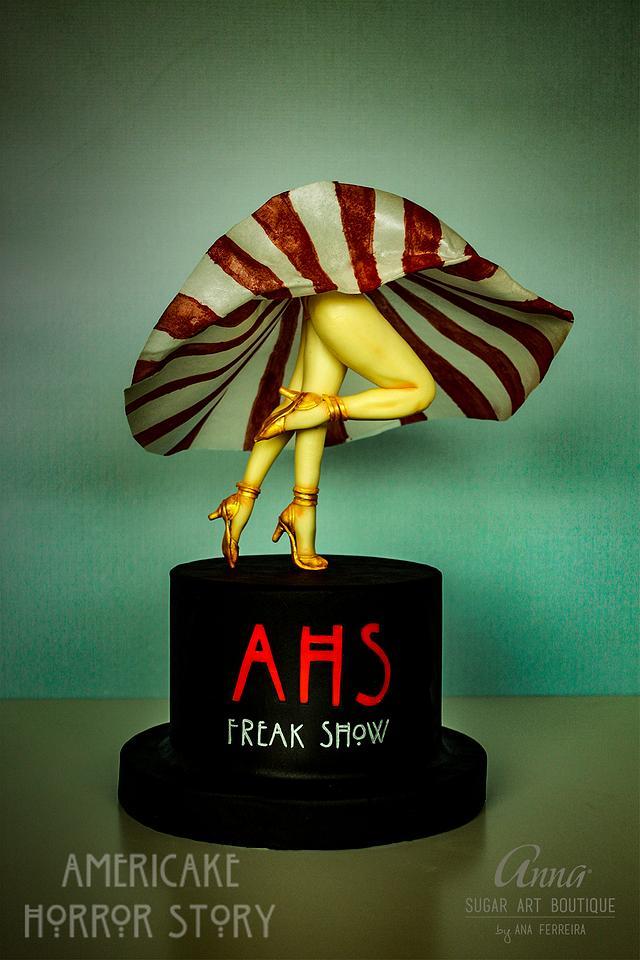 Freak Show - Americake Horror Story Collaboration