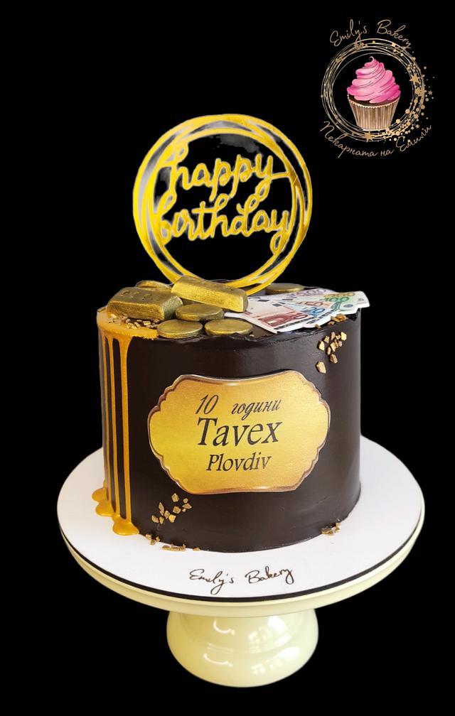 10 Years Tavex - Gold&Exchange