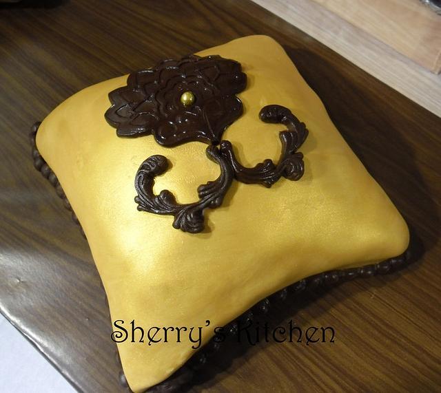 Vintage Bed Cake