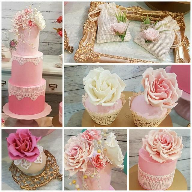 Cake , mini cake y cupcakes 💕