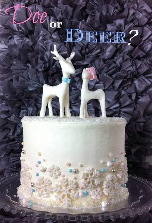 Doe or Deer?