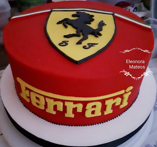 Phenomenal Happy Birthday Boy Cake By Eleonora Laura Mateos Cakesdecor Funny Birthday Cards Online Ioscodamsfinfo