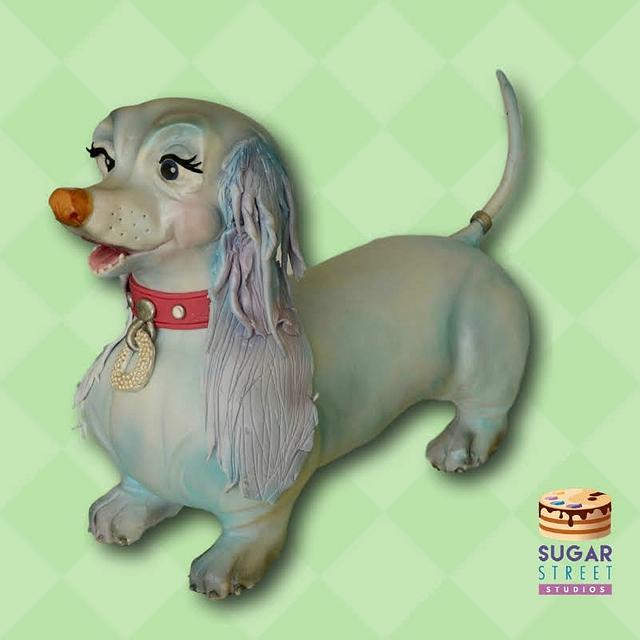 Dolly the Dachshund