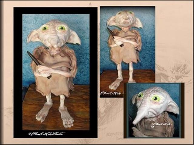 Dobby the house elf -Hogwarts challenge cpc group