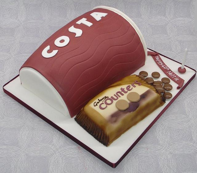 Costa take-away cup!