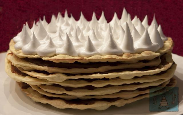 Alfajor Rogel Cake