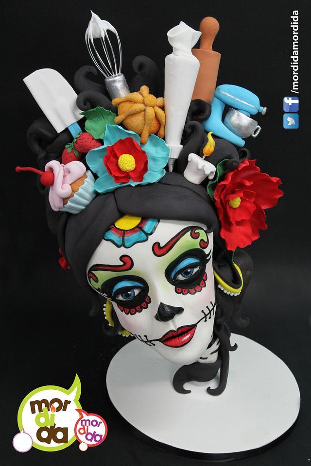 Sugar Skull Bakers Collaboration 2016