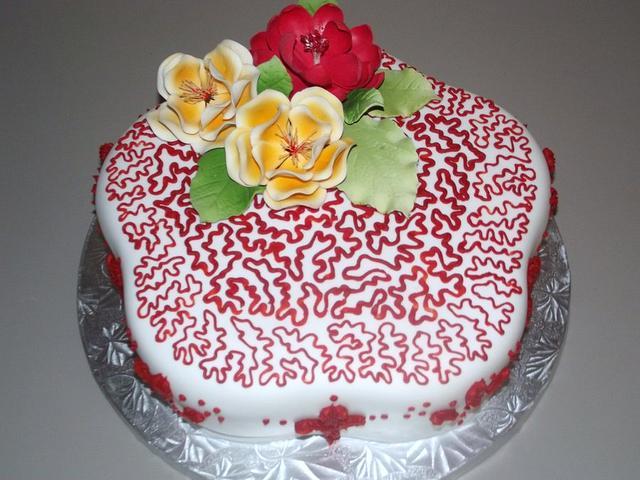 It's my cake