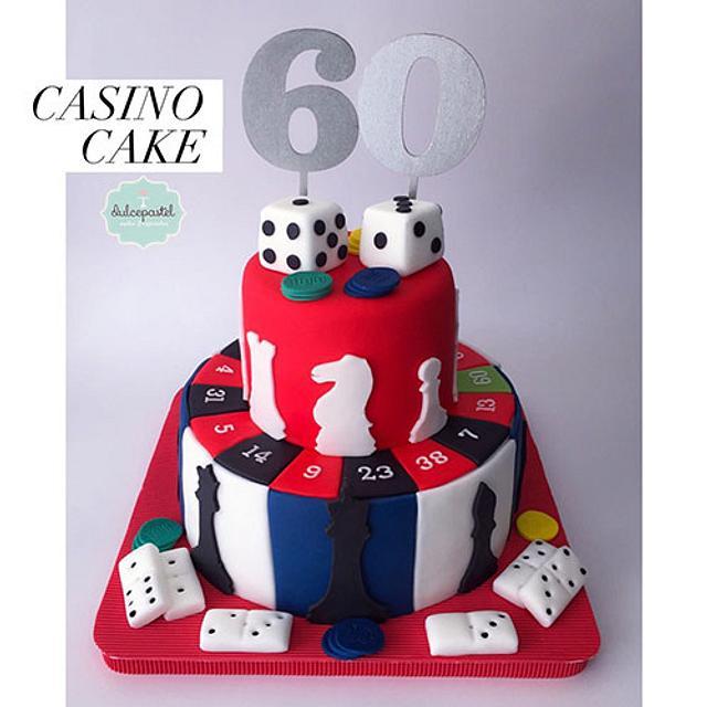 Torta Casino - Casino Cake