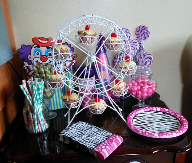 Happy Birthday sweet table