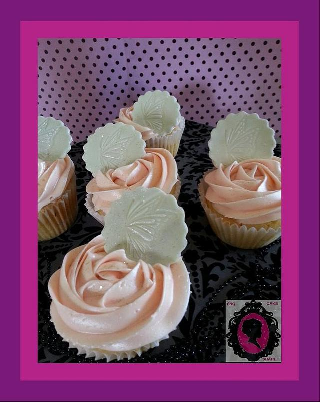 Butterfly magic cupcakes x