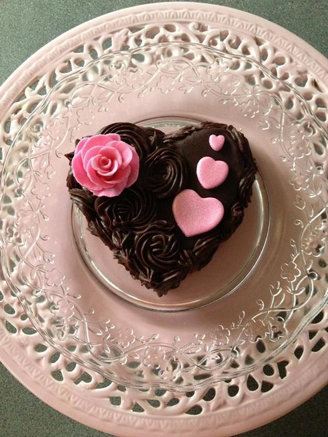 valentines mini mud