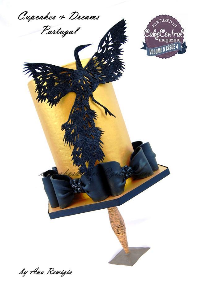 OSCAR CARVALLO by ANA REMÍGIO - Cake Central Magazine's Adore Fashion Issue