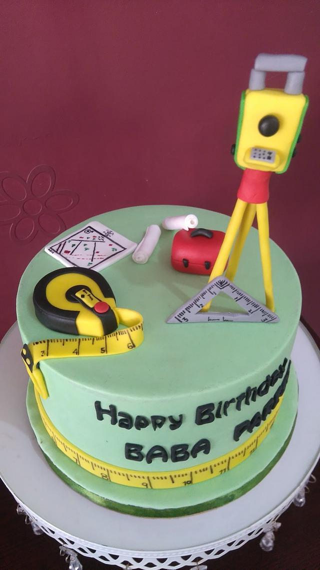 Happy Birthday Mr. Surveyor