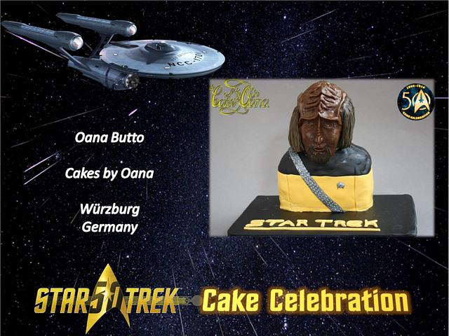 Worf the klingon