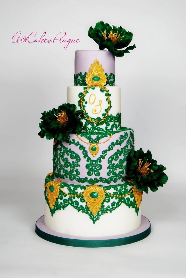 Emerald laces
