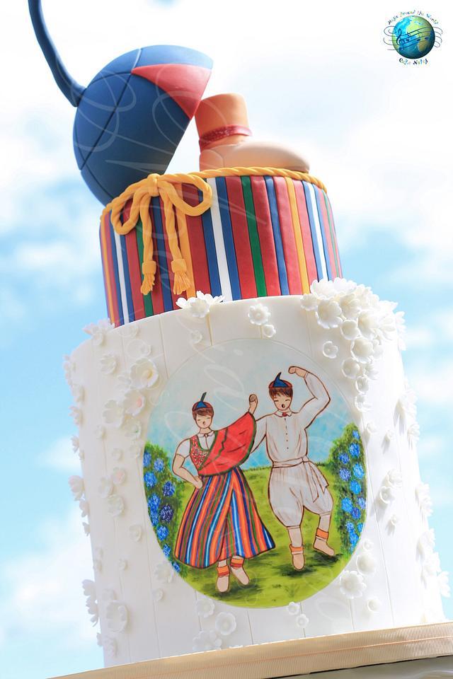 Bailinho da Madeira - Madeira Island Folklore