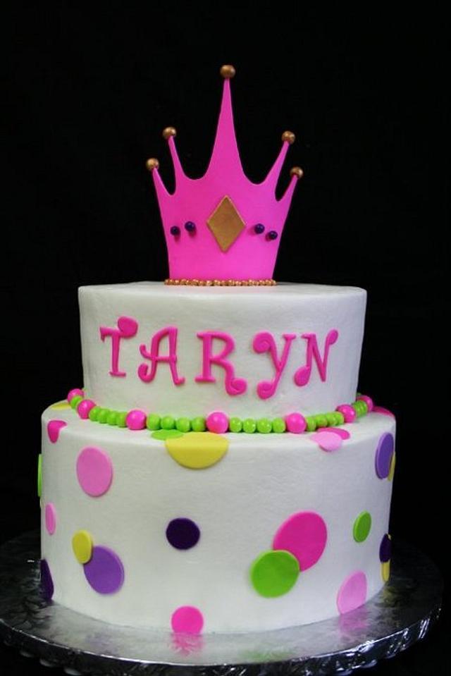 Taryn's bday