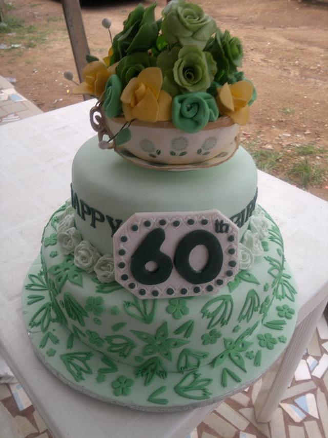 Blossom at 60