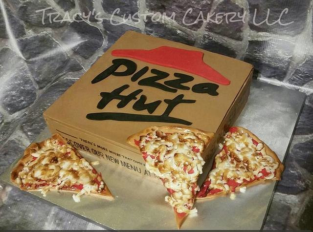 Pizza Hut Cake