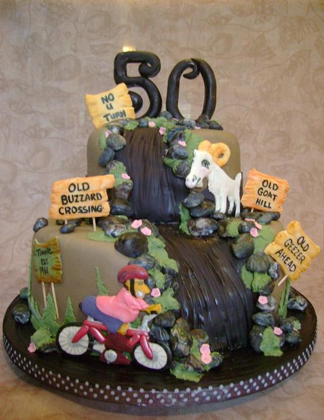 Old Goat Cake