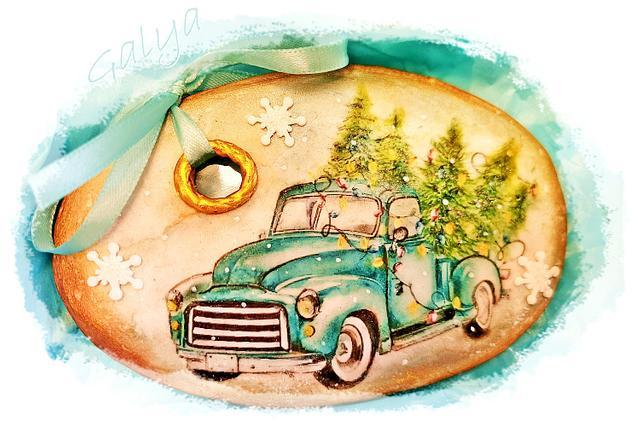 Christmas cookies/CAR