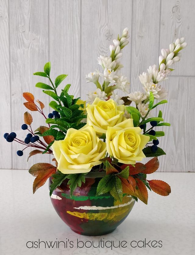 Roses & Tuberoses