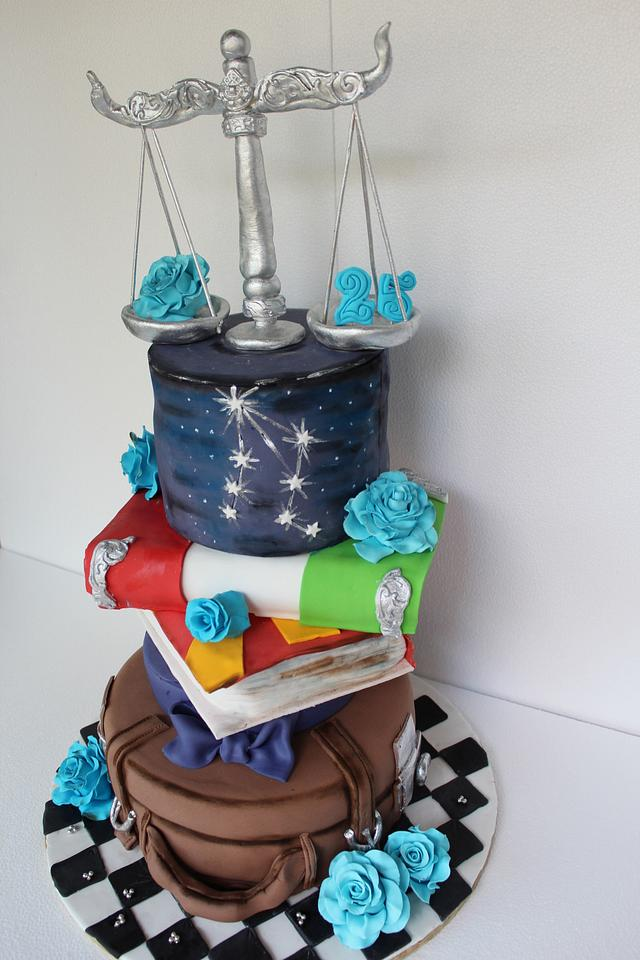 Libra Cake