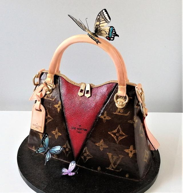 3D  Luis Vuitton bag