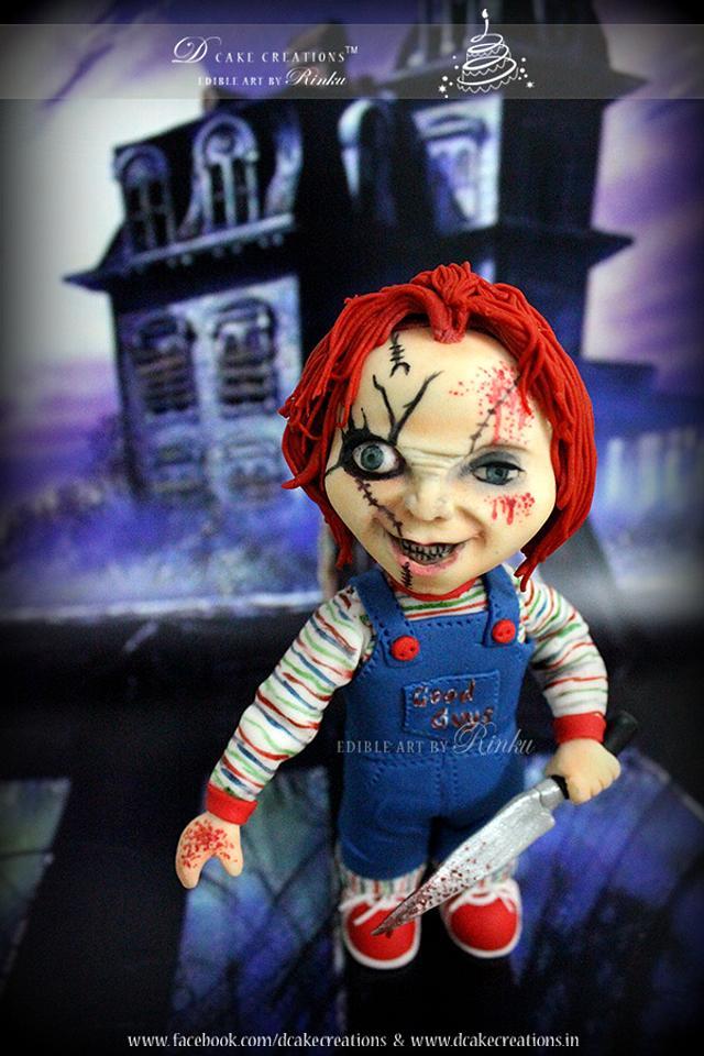 CPC Halloween Collab, Chucky Doll