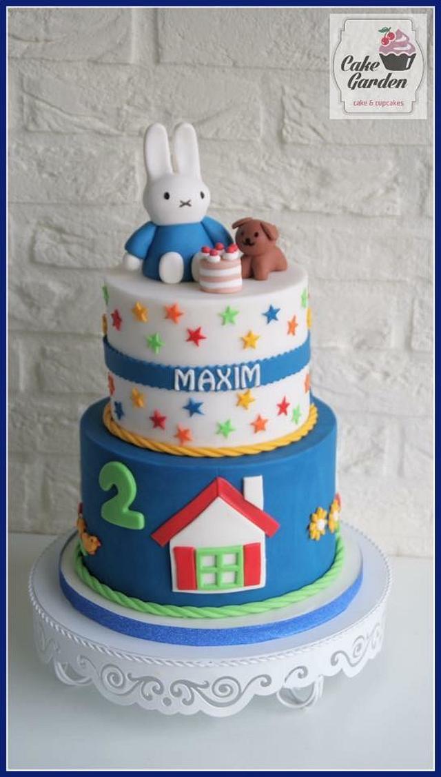 Miffy Cake / Nijntje