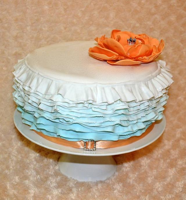 Frill Cake
