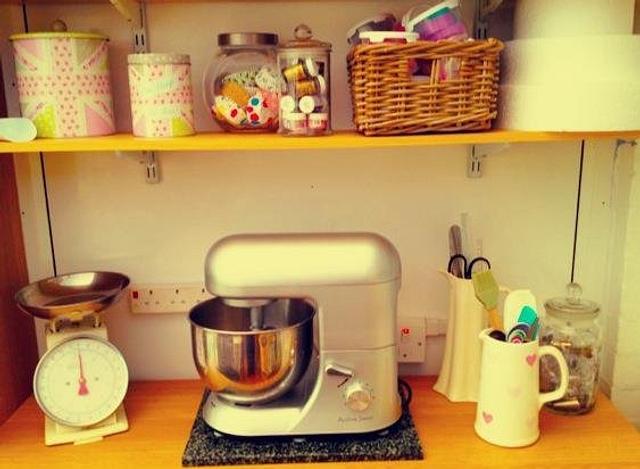 My little bakery.