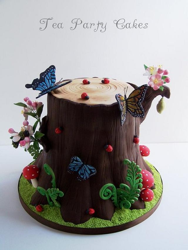 Niki's Year End Cake - Grade 2