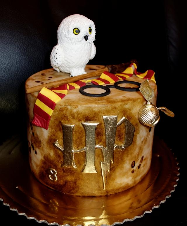 Harry Potter-Hedviga