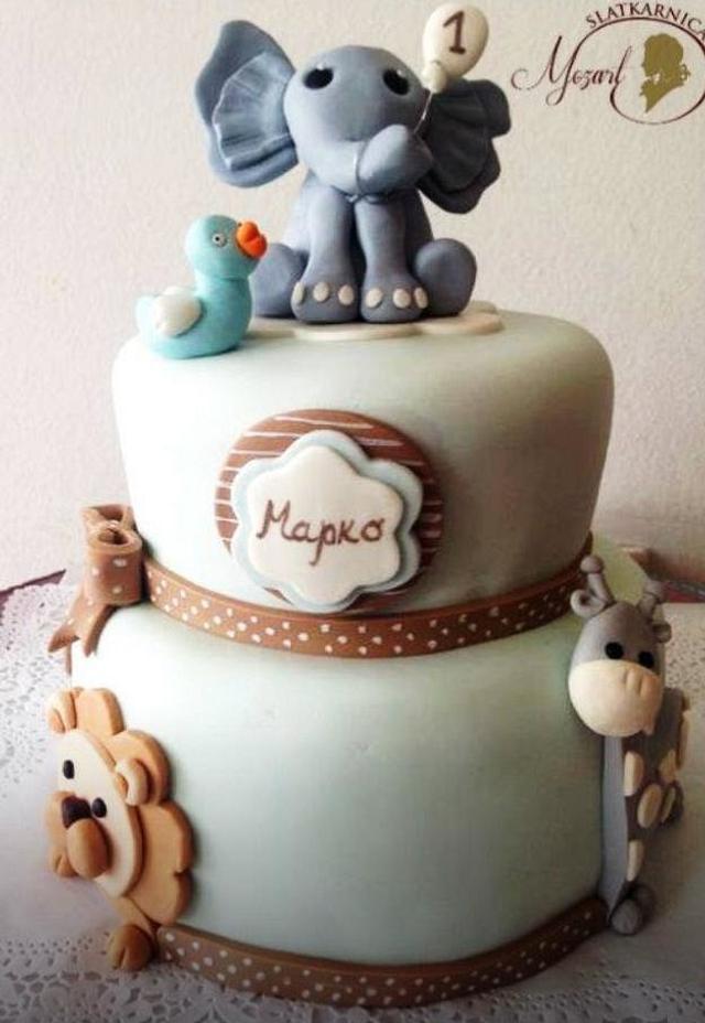 Wedding cake - Cake by Mocart DH - CakesDecor   Cake