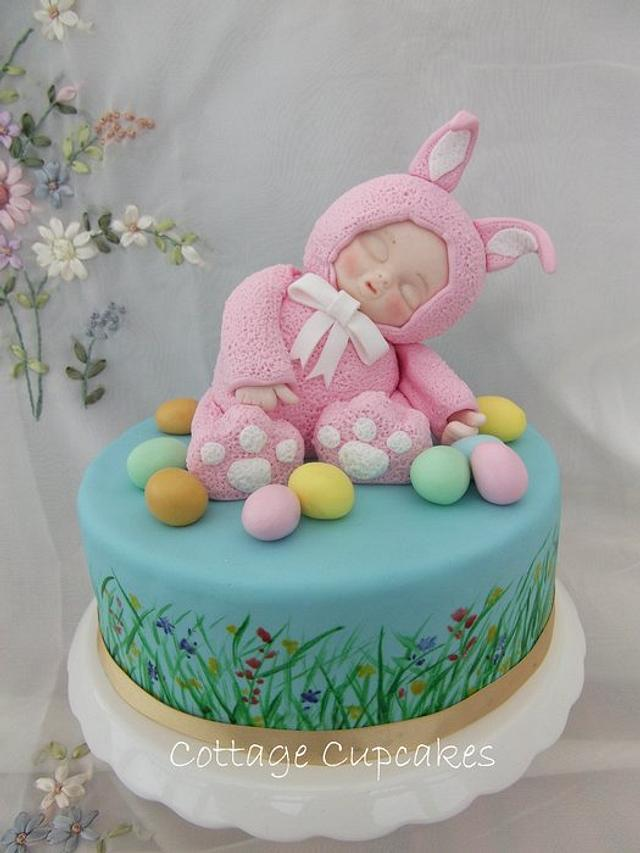 Easter Bunny Baby