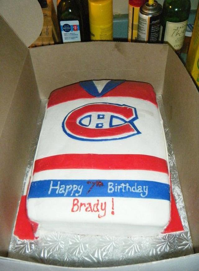 hockey birthday