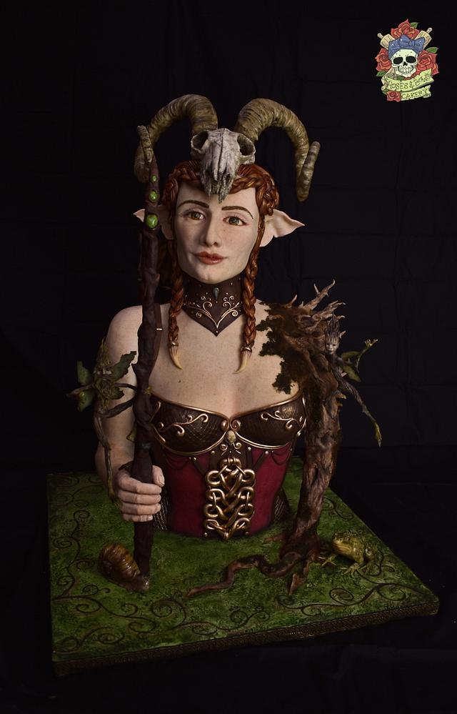 Elvish Warrior Queen