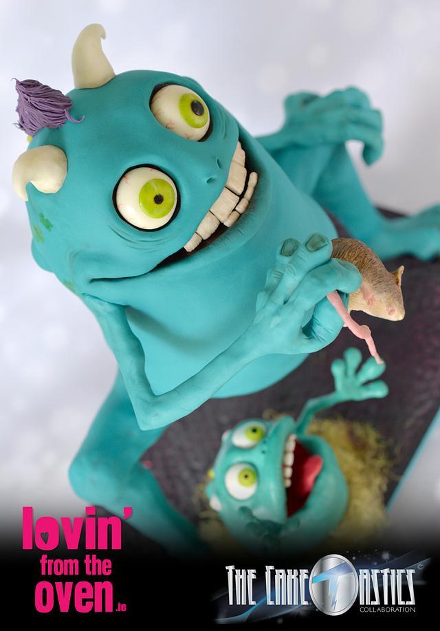 The Caketastics - Recumberer Monster