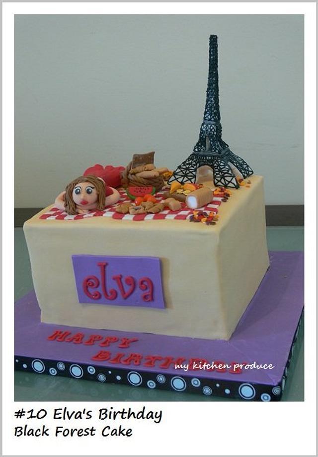 Paris in Autumn theme