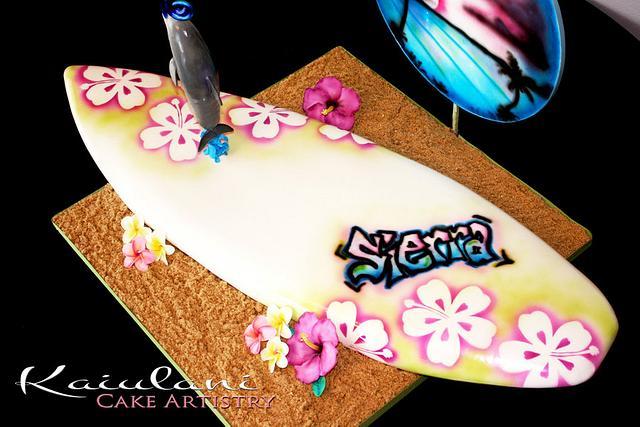Sierra's Surfing Sweet 16