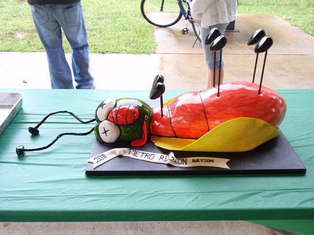 Terminix Bug Cake!