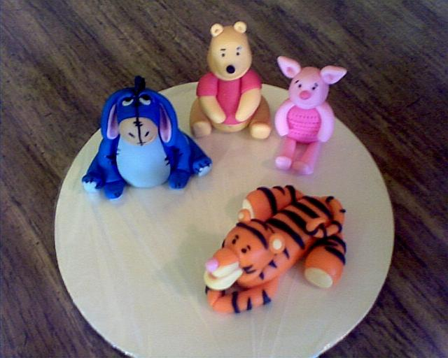 Winnie the Pooh and Friends Storybook