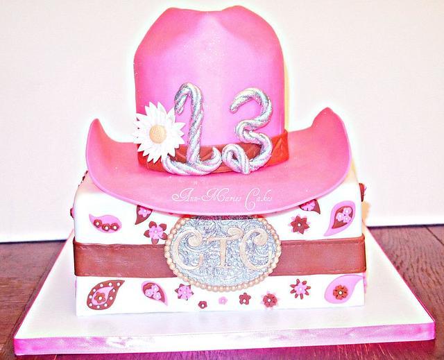 Cowgirl Birthday!