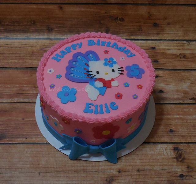 Hello Kitty 5th Birthday