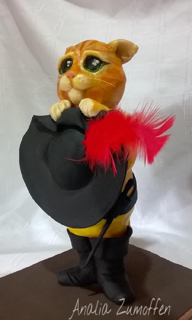 El gato con botas!!
