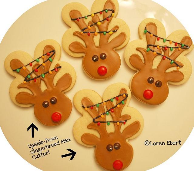Reindeer Cookies!
