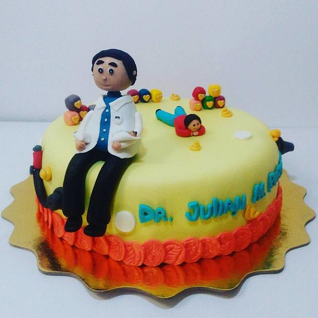 Torta Pediatra